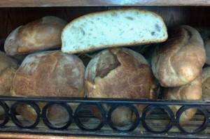 Pane tipico altomolisano di grano tenero
