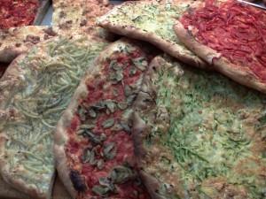 Le nostre pizze farcite