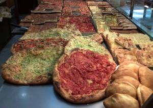 La nostra varietà di pizze