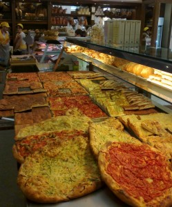 Il nostro banco pizza