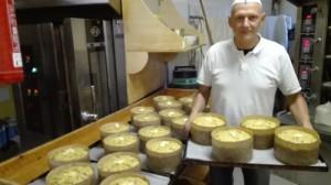 Produzione panettoni